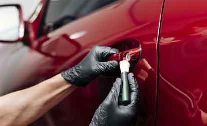 Réparations de carrosseries et pare-brises